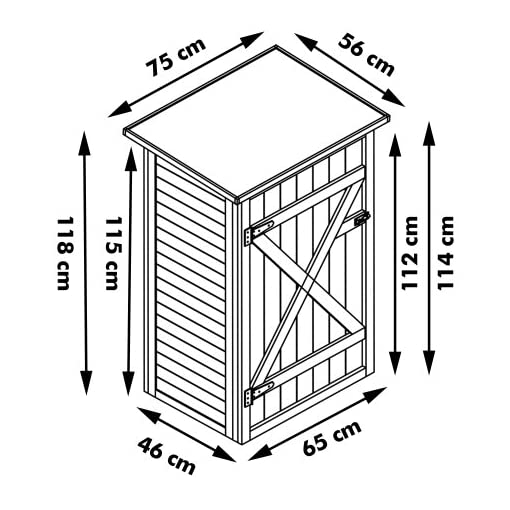 HABAU 3103 - Caseta de Exterior 2