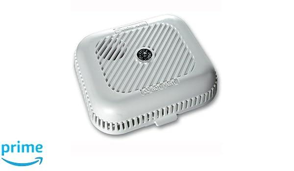Ei Electronics Ei105H - Detector de humos inalámbrico (85 dB, botón de prueba, pila de 9 V incluida): Amazon.es: Bricolaje y herramientas