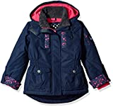 Big Chill Girls' Big Expedition Jacket, Navy, 10/12