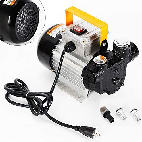 - Fuel Transfer Pump, TBVECHI Oil Diesel Fuel Transfer Pump Self Priming Pump Electric Oil Pump Transfer Fuel Diesel