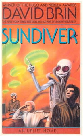 book cover of Sundiver