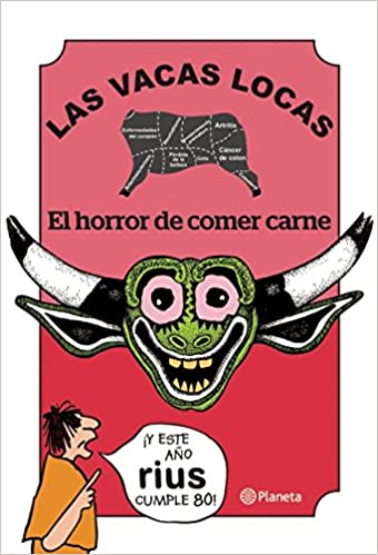 Descarga de libros de audio de Rapidshare. Las Vacas Locas: El Horror de Comer Carne = Mad Cow PDF ePub