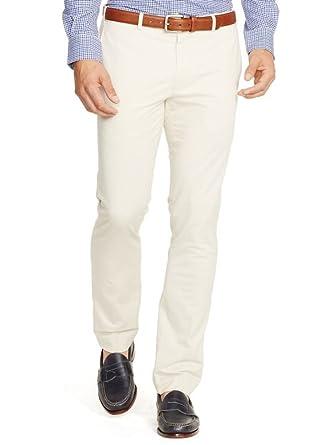 f8a3b3fc Polo Ralph Lauren Men's Stretch Slim Fit Chino Pants