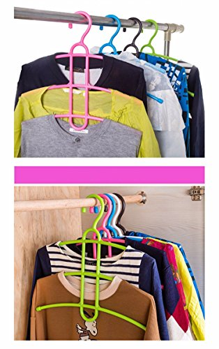 Purse Handles Macrame (Multifunctional Clothes Hanger 3 Layer Anti-skid Plastic Clothes Rack of Fishbone Wardrobe Clothes Hanging)