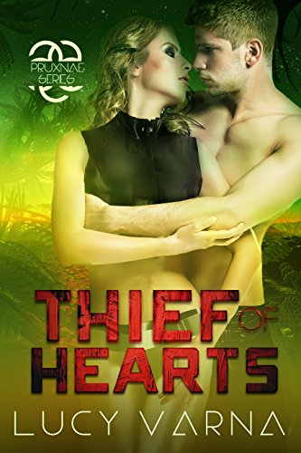 Thief of Hearts (The Pruxnae Book 1) by [Varna, Lucy]
