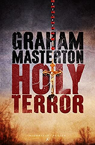 book cover of Holy Terror