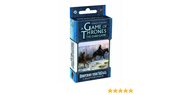 A Game of Thrones: The Card Game - Beyond the Wall Chapter Pack (Revised)