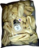 HDP Large Lamb Ears Made in USA Size:Pack of 130 Flavor:Natural