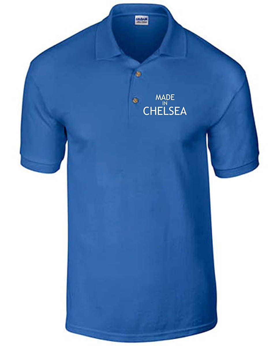 T-Shirtshock - Polo WC0481 Made In Chelsea, Talla M: Amazon.es ...