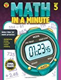 Math in a Minute, Grade 5, , 148380139X