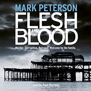 Flesh and Blood Hörbuch