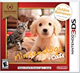 Nintendo Selects: Nintendogs + Cats: Golden Retriever and New Friends - Nintendo 3DS