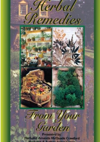 Herbal Remedies From Your Garden