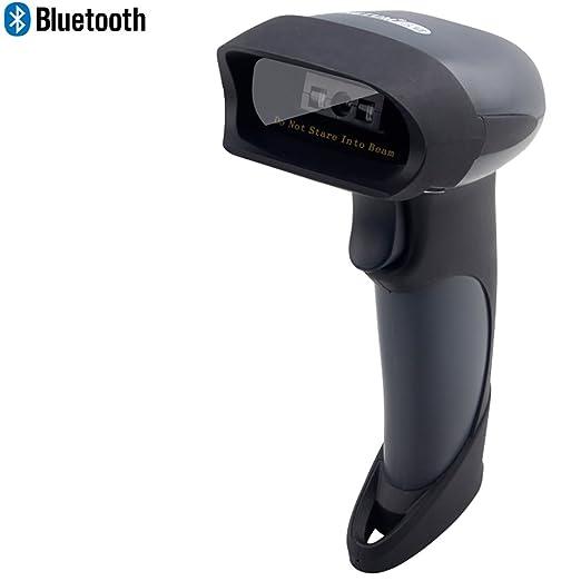 2 opinioni per NETUM Lettore Codici a Barre Wireless Bluetooth Barcode Scanner Compatibile con