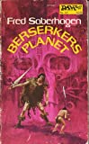 img - for Berserker's Planet (DAW UY1167) book / textbook / text book