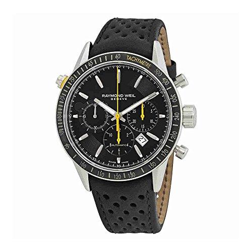Raymond Weil Freelancer Chronograph Automatic Mens Watch 7740-SC1-20021 (Gents Tachymeter Watch Chronograph)