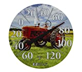 Headwind Consumer Products 840-1234 EZREAD Dial Thermometer Red Tractor 12.5''