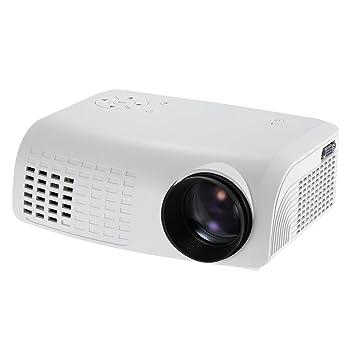 Andoer® E07 Proyector LED 500 Lúmenes 1080P Full HD Relación de ...