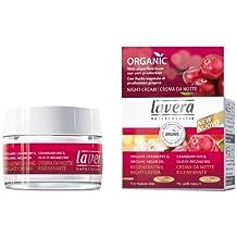 Lavera Organic Cranberry & Argan Oil - Regenerating Night Cream 30ml