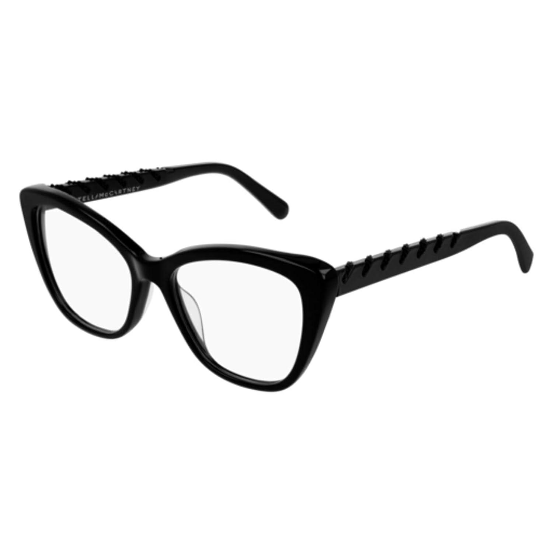 Eyeglasses Stella McCartney SC 0164 O 002 BLACK //