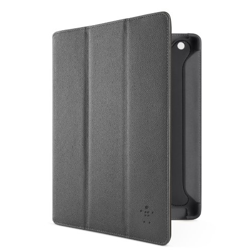 Belkin Pro Tri-Fold Folio Case / Cover with Stand for the Ap