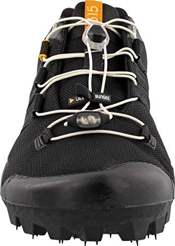 adidas outdoor Mens Terrex X-King Black, Black, Chalk White
