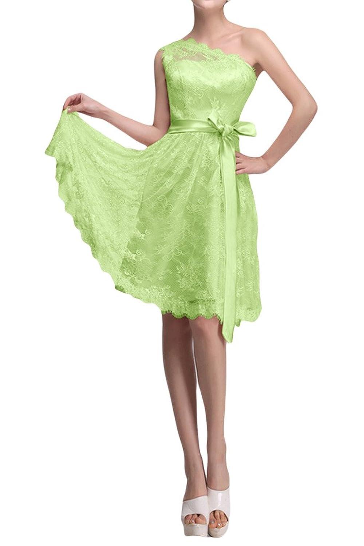 Avril Dress Gorgeous Oone Shoulder Cocktail Bridesmaid Knee Length Dress