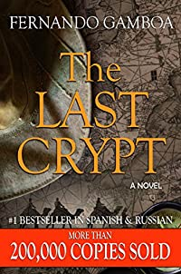 The Last Crypt by Fernando Gamboa ebook deal