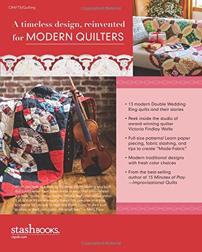 Double Wedding Ring Quilts Traditions Made Modern Full Circle