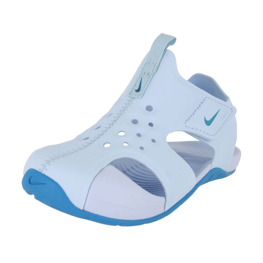 331efa22f501 Galleon - NIKE Toddler Sunray Protect 2 (TD) Cobalt Tint Neo Turquoise Size  8