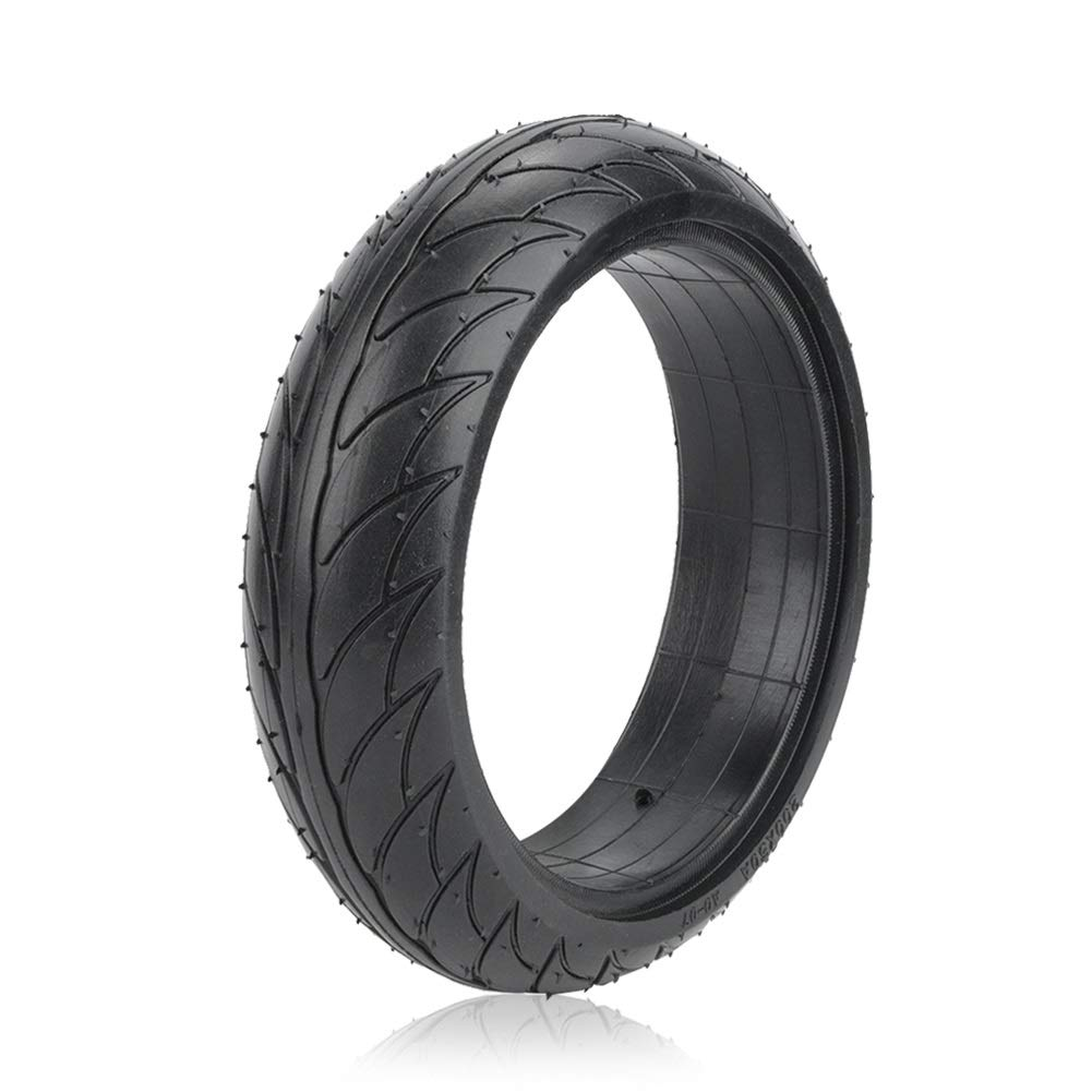 Delaman Scooter Tire Front Rear Solid Tire Wheel Cover Tyre for Xiaomi Ninebot ES1 ES2 ES3 ES4 Electric Scooter