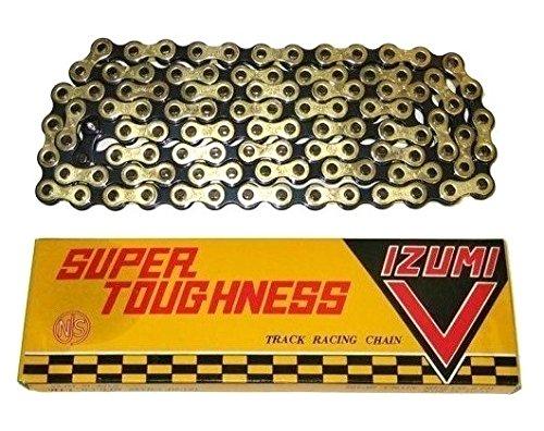 IZUMI SUPER TOUGHNESS CHAIN 1/2X1/8 106L GOLD