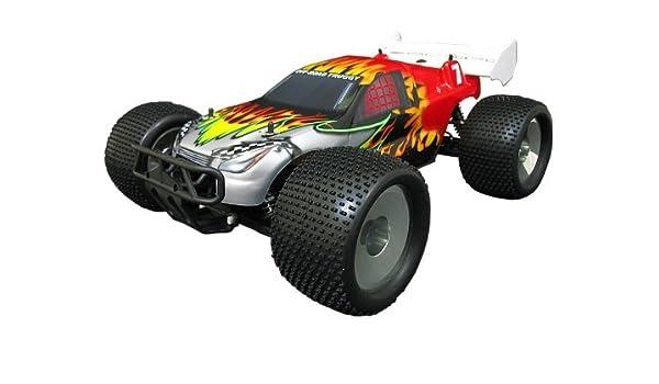Carrocería Truggy SP5 RC 1:8 + spoiler + Envío gratis!! Color y diseño eligible: Amazon.es: Juguetes y juegos