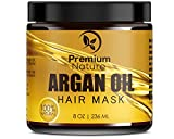Best Shampoo For Curly Hairs - Argan Oil Hair Mask Deep Conditioner - 8 Review