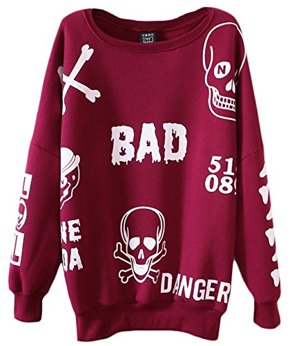 Hooded Long Sleeve Letter - 7
