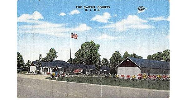 Joelton Tennessee Cartel Courts Street View Linen Antique ...
