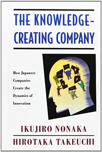 The Knowledge Creating Company Takeuchi Nonaka
