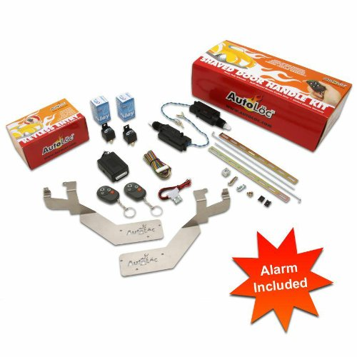 Autoloc 431171 Bolt-On Shave Door Kit for GM Cars and Tru...