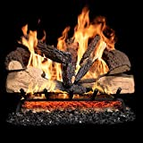 Cheap GasLogGuys 18 Inch Rustic Canyon Charred Oak Gas Logs (logs Only – Burner Not Included)