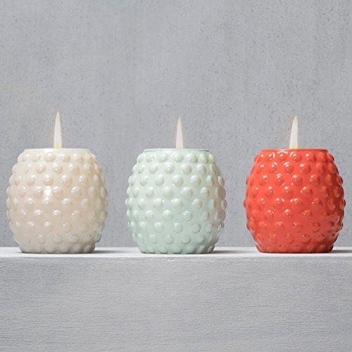 (Tiki Brand 1417089 Bubble Votive Candle (3 Pack), 9 oz)