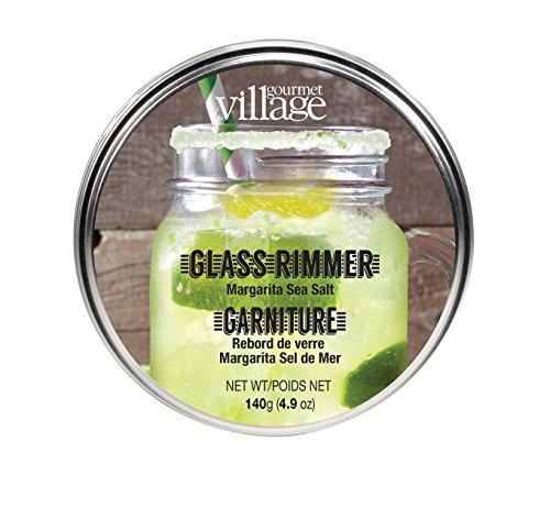 Used, Gourmet du Village Rim Trim Tin Margarita Salt, 100 for sale  Delivered anywhere in Canada