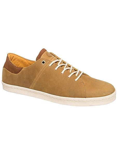 Element - Zapatillas de Piel para hombre, color Marrón, talla 13.0: Amazon.es: Zapatos y complementos
