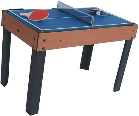 Riley Mesa MULTIJUEGOS 12 EN 1 ELÉCTRICA: Amazon.es: Juguetes y juegos