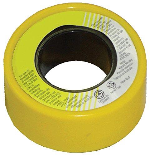 JR Products 07-30025 Teflon GAS Sealant Tape