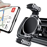 AINOPE Car Vent Phone Mount, Air Vent Phone Holder for Car 360° Rotation Handsfree Car Mount with Adjustable Clip Compatible with iPhone 11 Pro Max XR XS Samsung S10+ S9 S8 Note 10 and More