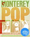 Monterey Pop (Criterion Collection)  [Blu-ray]