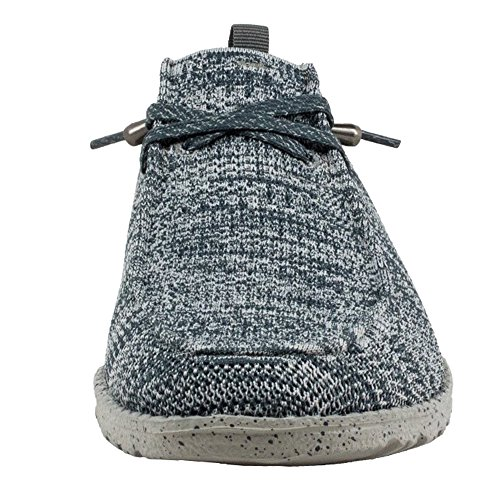 Wally Chaussures Chaussures Dude Plusieurs Hey Hommes Plusieurs Tricot Hey Dude Gris Ttqzwx6