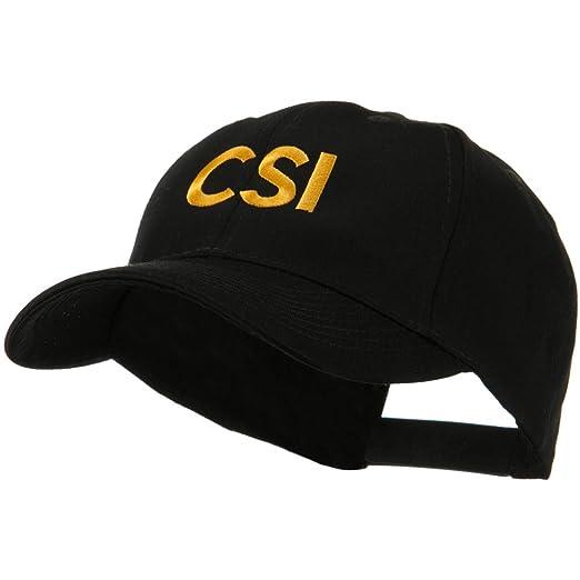 Embroidered Military Cap - CSI OSFM at Amazon Men s Clothing store ... 87a04e08825
