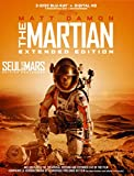 The Martian Extended Edition (Bilingual) [Blu-ray + Digital Copy]
