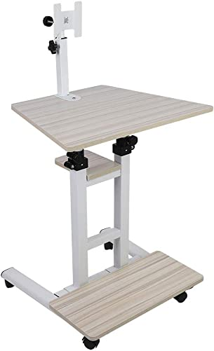 AYNEFY Standing Laptop Table